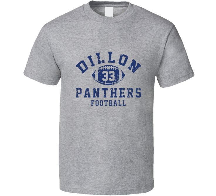 Dillon Panthers 33 Fullback Tim Riggins Football Friday Night Lights Shirt
