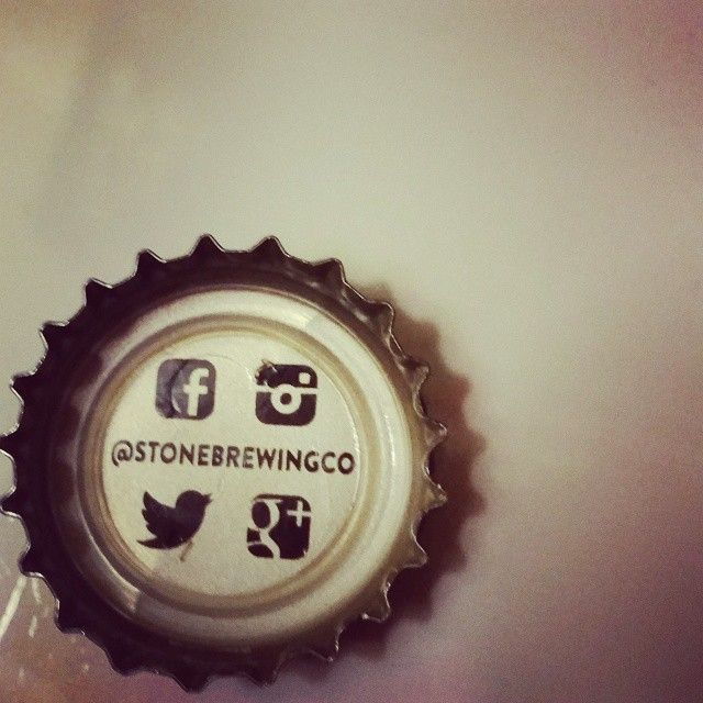 We love seeing clever social media marketing efforts, and Stone Brewery did a great job with this!