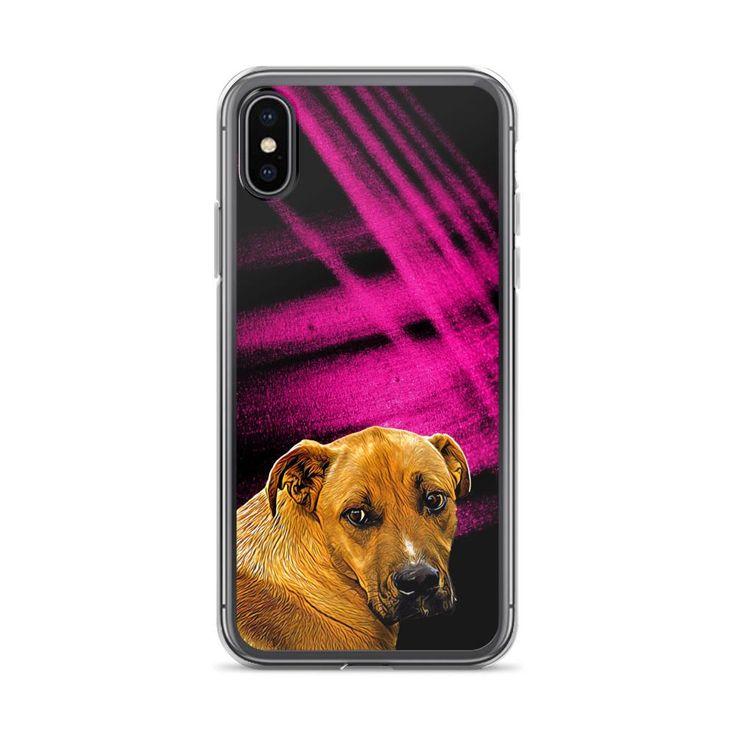 iPhone Case American Stafford Dog