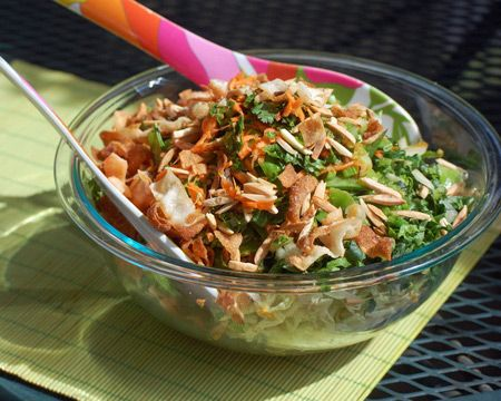 Asian ColeslawAsian Recipe, Asiancoleslaw, Cole Slaw, Asian Food, Coleslaw Recipe, Tangy Asian, Healthy Food, Asian Coleslaw, Summer Cookouts