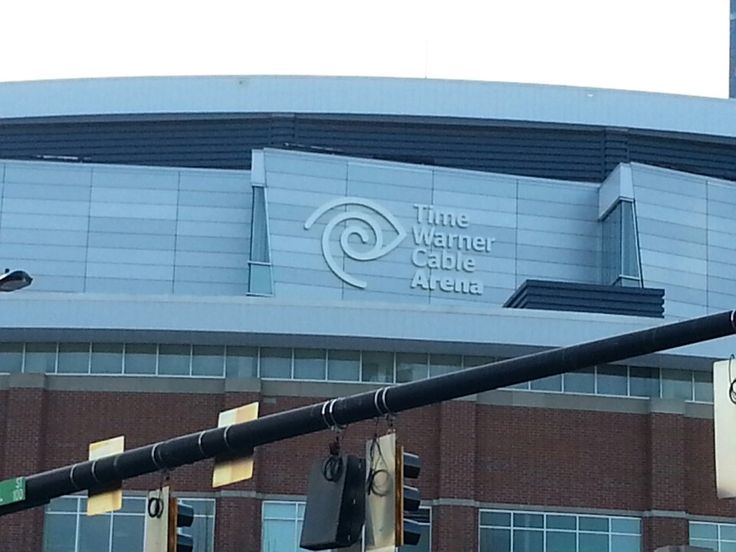 Time Warner Cable Arena in Charlotte, NC - home of the Charlotte Bobcats/Hornets, the Charlotte Checkers, and site of many great concerts.