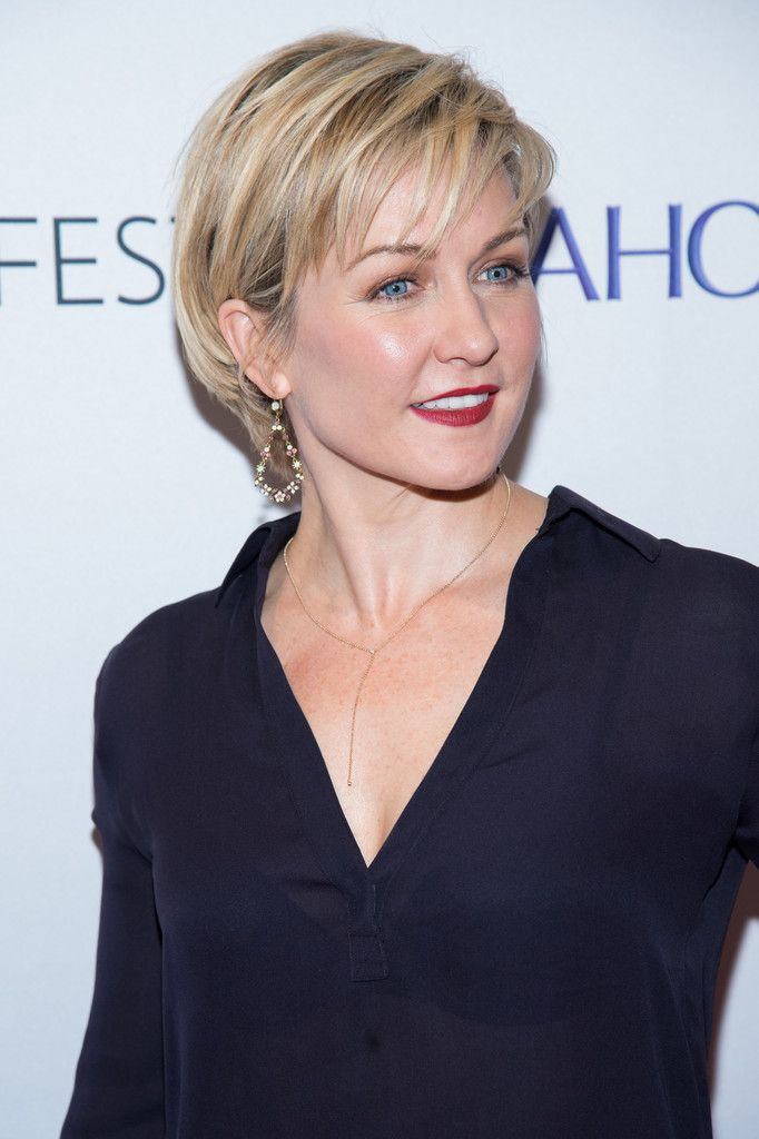 "Amy Carlson Photos: 2nd Annual Paleyfest New York Presents: ""Blue Bloods"""