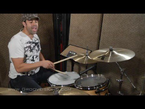 grooveisking72: HOW TO PLAY DRUMS - DRUM LESSONS ONLINE - Free Beginner Drum Lessons.