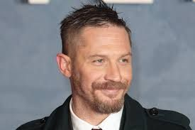 Relaxed. Connected. Present. Happy. [Tom Hardy]