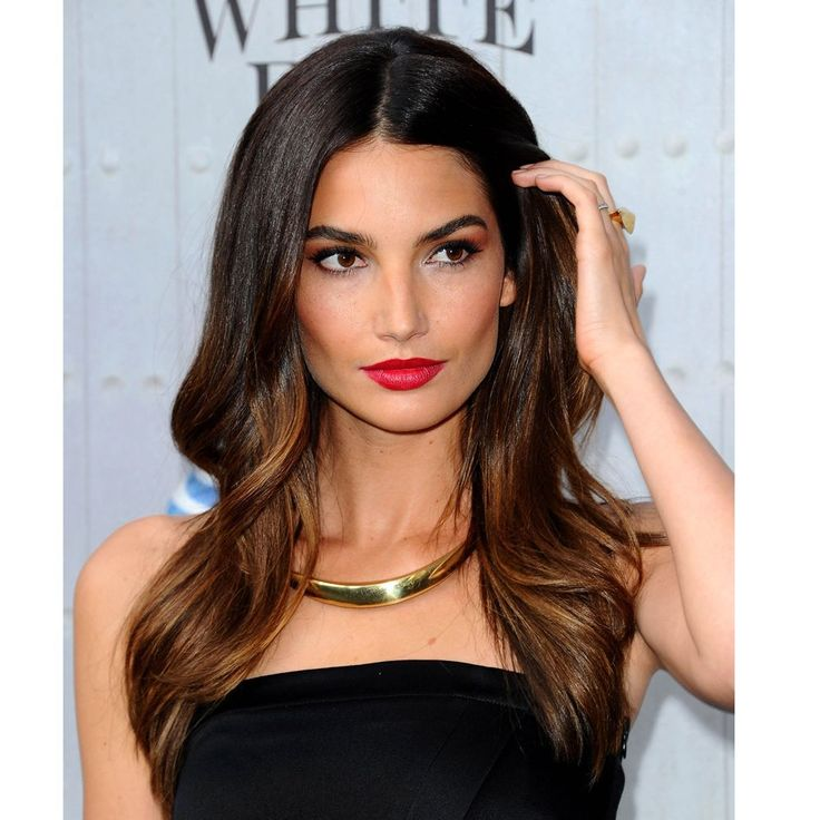 The perfect blow dry for long hair - 30 amazing party hair styles and how to recreate them | Stylist Magazine