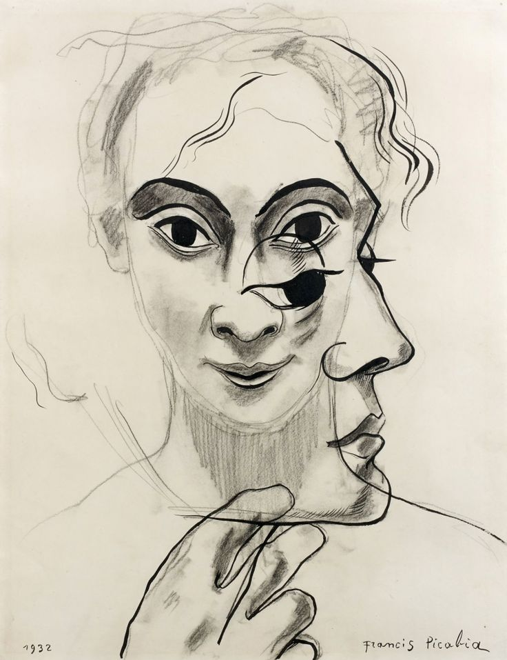 """knowbysight: """" Francis Picabia """""""