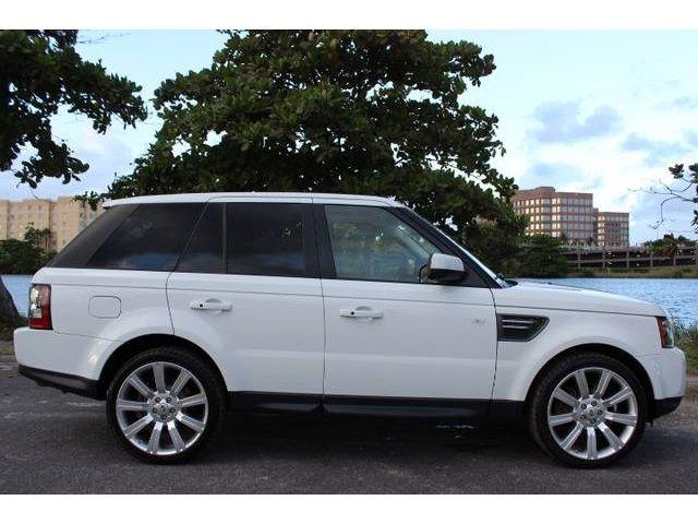Used 2011 Land Rover Range Rover Sport HSE for sale in MIAMI, FL | Miami Auto Wholesale
