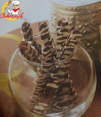 Resep Kue Sus Kering Cokelat, Resep Kue Lebaran Terbaru, Club Masak