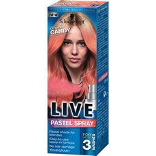 LIVE Pastel Spray Cotton Candy 125ml