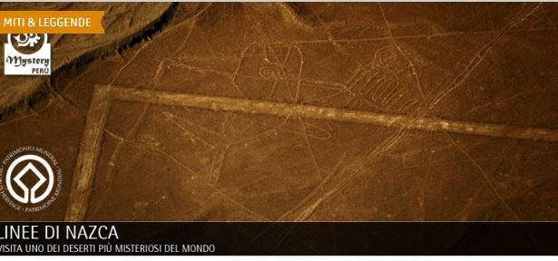 Gli enormi #geoglifi dell'altopiano peruviano: chi li ha tracciati? E perché?  http://goo.gl/AhIGGM