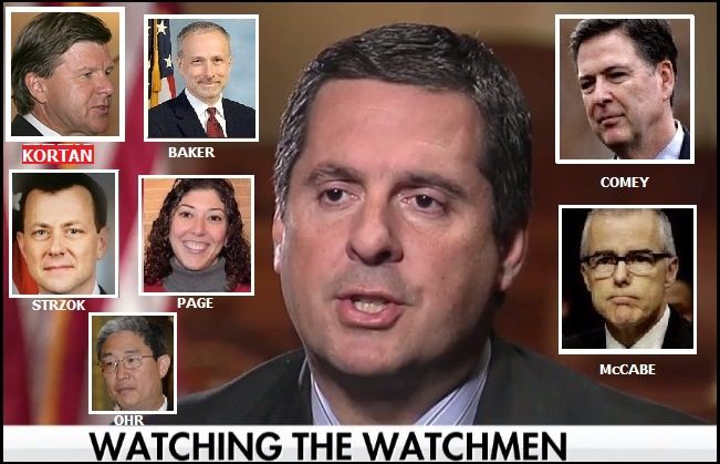 House Intelligence Committee Chairman Devin Nunes appears on Mornings With Maria Bartiromo to discuss the abuse of the FISA court by officials within the Obama DOJ and FBI. [Two Important Video Seg…