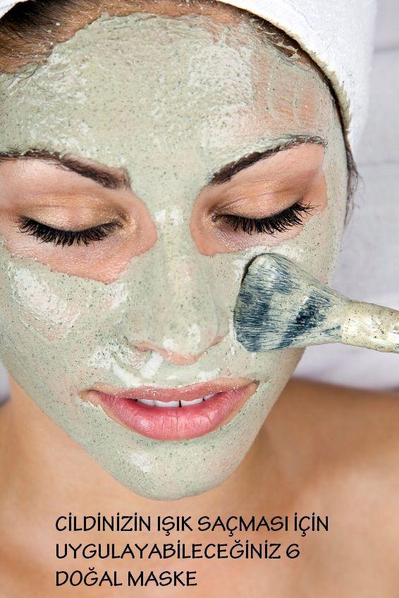 Cildinizi ışıl ışıl parlatıp canlandıracak doğal maske tarifleri.