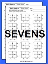 72 best teacher ideas images on pinterest school activities and free holiday seasonal and themed multiplication worksheets to help teach the times tables fandeluxe Gallery