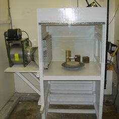 Home Made Spray Booth Modelling Work Stations Amp Tools
