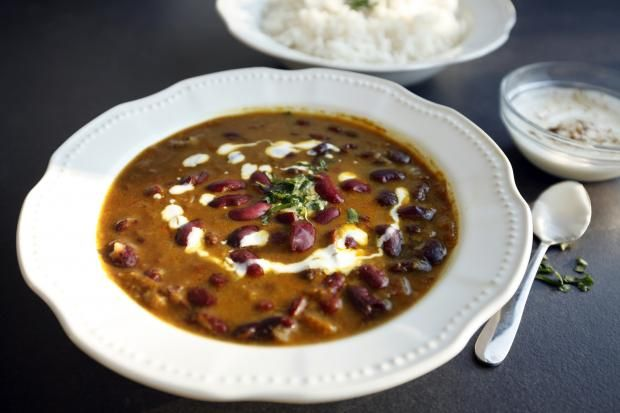 Kidney bean curry recipe from Indian cook Mallika Basu   Food + Drink   Lifestyle   London Evening Standard