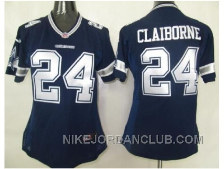 http://www.nikejordanclub.com/nike-women-nfl-jerseys-dallas-cowboys-24-claiborne-blueclaiborne-prtex.html NIKE WOMEN NFL JERSEYS DALLAS COWBOYS #24 CLAIBORNE BLUE[CLAIBORNE] PRTEX Only $23.00 , Free Shipping!
