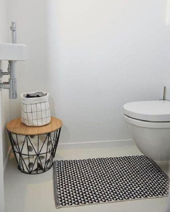 Les 25 meilleures id es de la cat gorie rangement papier toilette sur pinterest papier for Rangement papier toilette