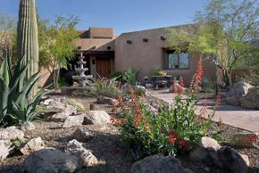 Sonoran Garden's Irrigation Installation and Irrigation Repair in Tucson, Arizona