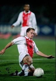 Frank De Boer (Netherlands) Role: Left sided Center Half