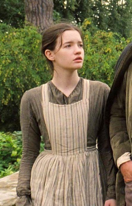 Mary Bennet - Pride and Prejudice 2005 - Jane Austen - Talulah Riley