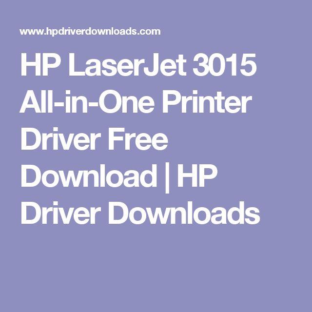 hp laserjet 1018 printer driver software free