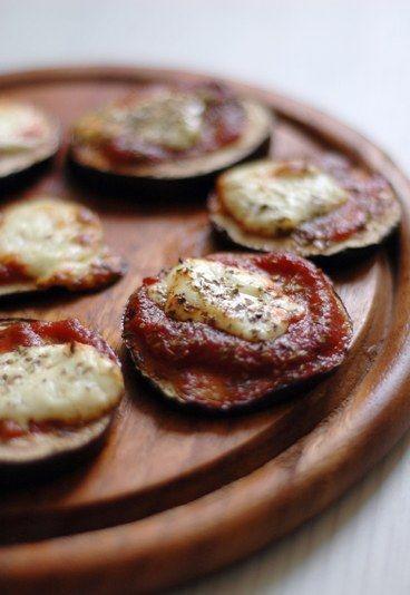 Pizzette di melanzana per grandi e piccini! #cucina #ricetta