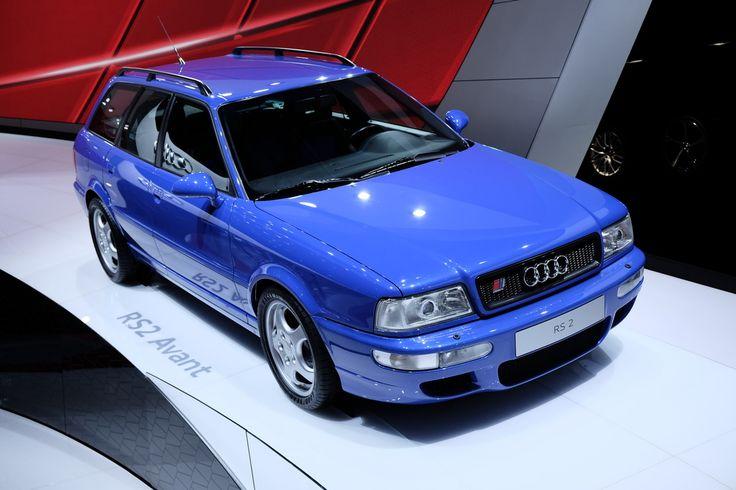 1995 Audi RS 2 Avant