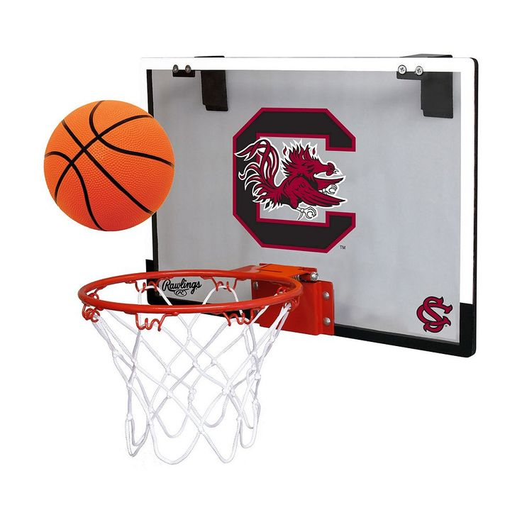 South Carolina Gamecocks Game On Hoop Set, Multicolor