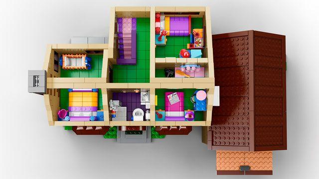 Lego Simpsons House!