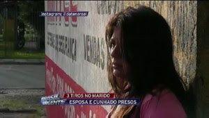 Galdino Saquarema Noticia: Mulher tenta matar marido após descobrir traição