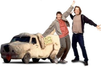 favourite car mutt cutts van from dumb and dumber. Black Bedroom Furniture Sets. Home Design Ideas