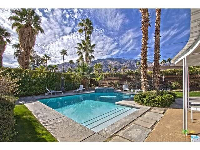 realestateandhomes search palm springs