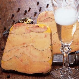 Foie gras & Champagne ! #France #Cuisine