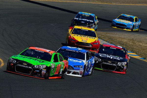 Danica Patrick Photos - NASCAR Sprint Cup Series Toyota/Save Mart 350 - Zimbio