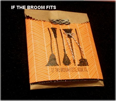 If the broom fits - www.stampingwithsandi.com