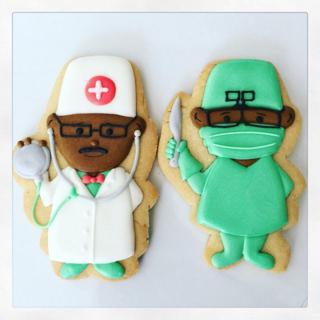 .Oh Sugar Events: Doctor Cookies