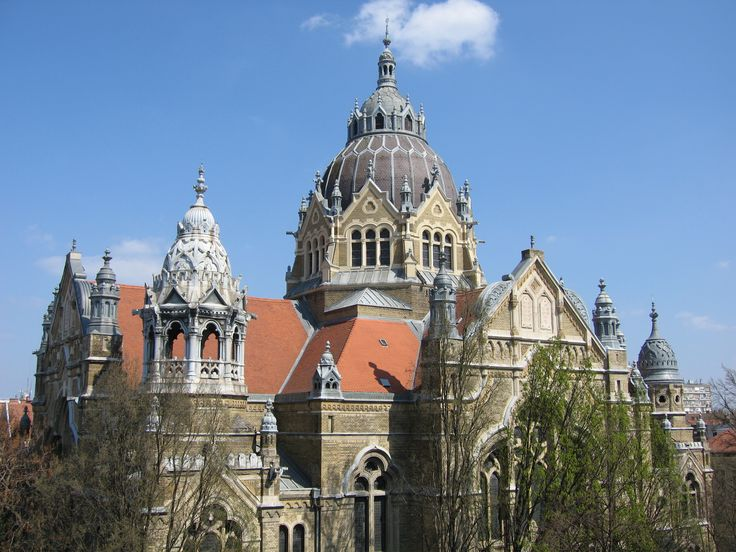 Szeged, Synagogue