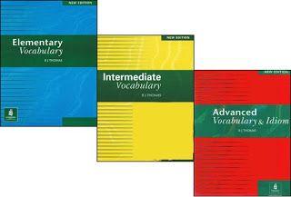 Vocabulary 3 Levels by B. J. Thomas [Longman]