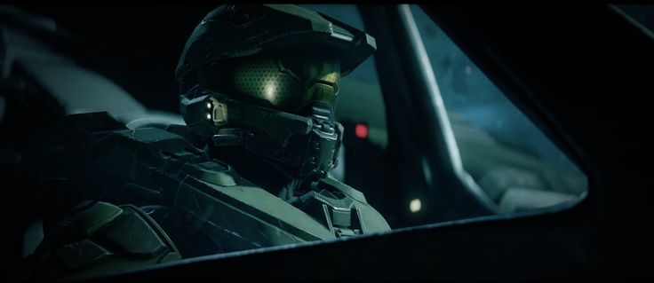 """Watch the opening cinematic to Halo 5: Guardians Second mission - """"Blue Team"""". Led by the legendary Master Chief, Blue Team boards a derelict Office of Naval Intelligence (ONI) research facility to ensure its contents don't fall into the hands of a r..."""