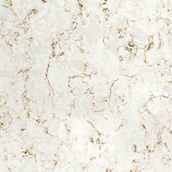 Lusso Silestone Island On A White Kitchen White Kitchen Quartz