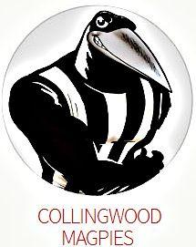 Collingwood Football Club Logo | Collingwood - Magpies | Flickr - Photo Sharing!