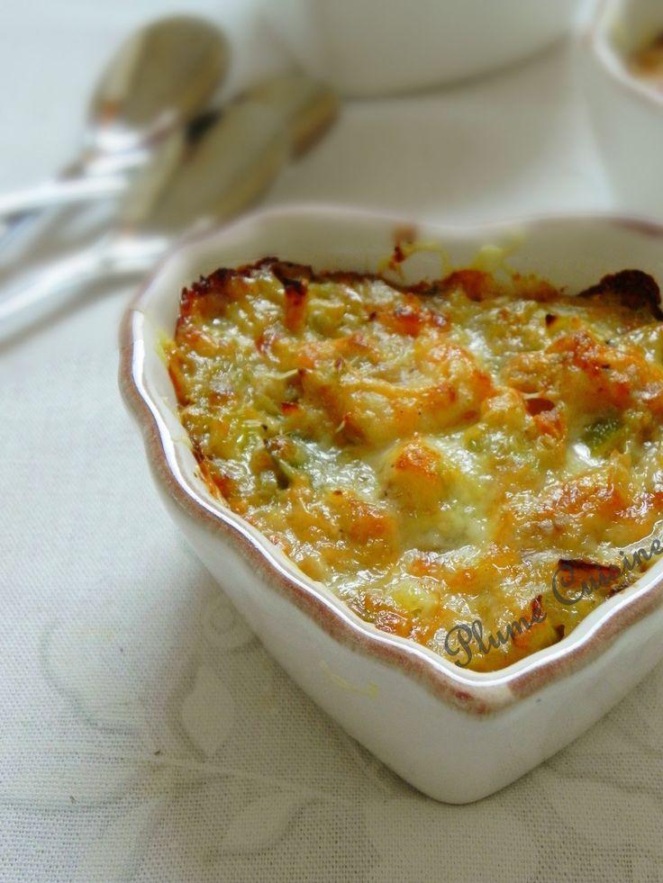 recette crevettes gratinées