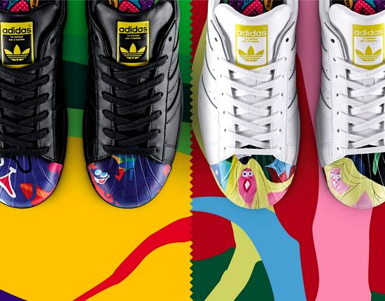 pretty nice 84943 10215 zapatillas adidas superstar pharrell