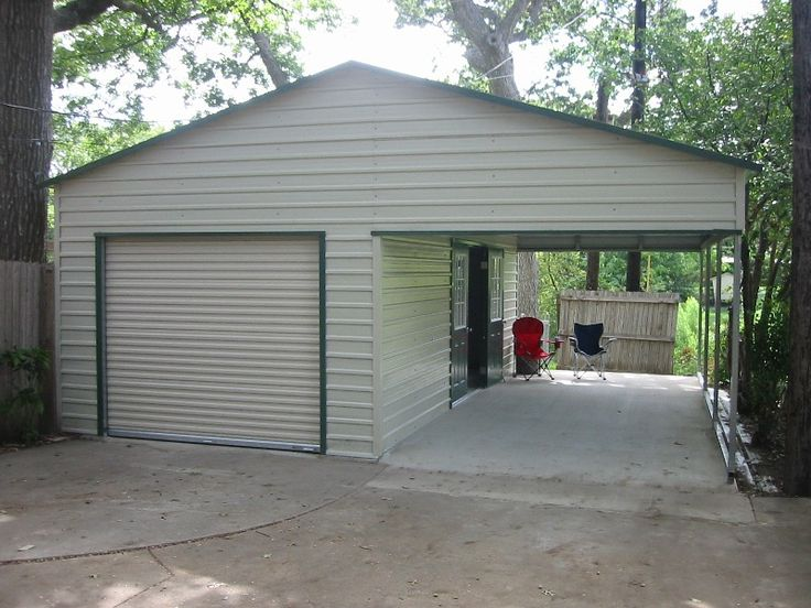 Download garage with carport pdf carport conversion plans for Carport with storage shed plans