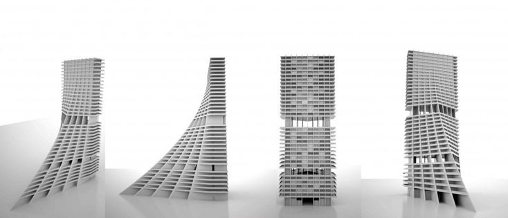 Piratininga São Paulo High-Rise Housing Proposal / OODA
