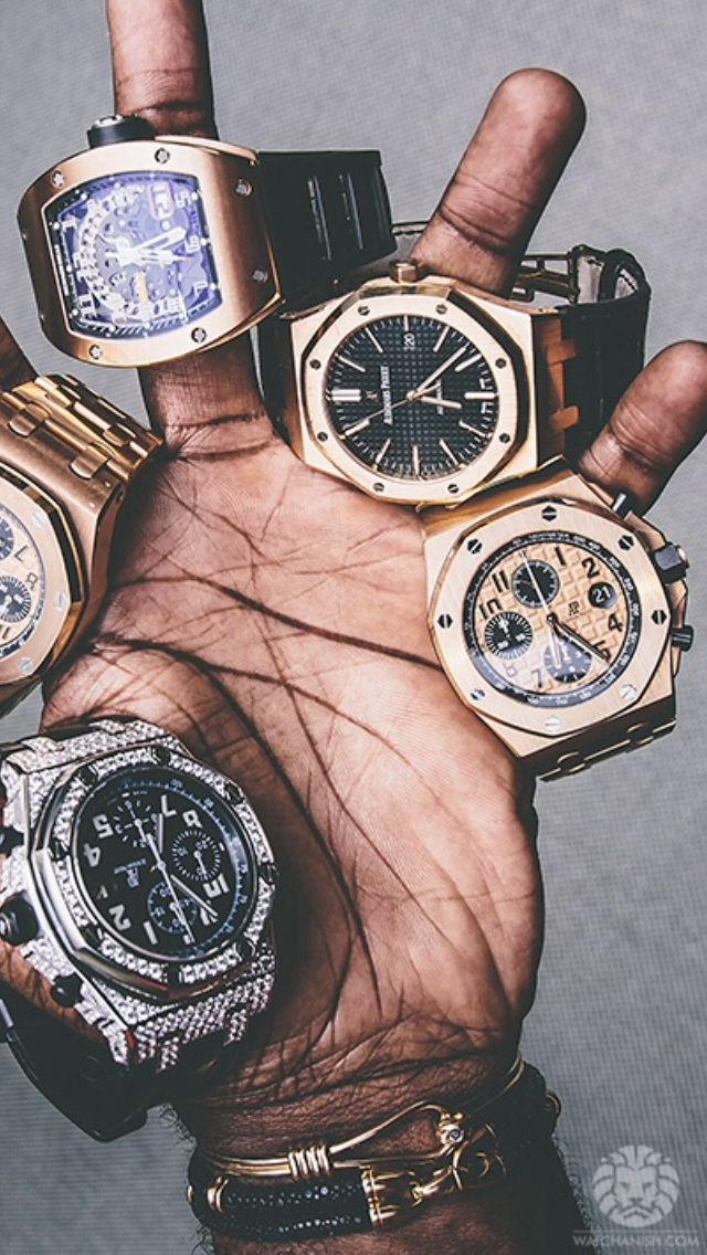 Luxury Timepieces