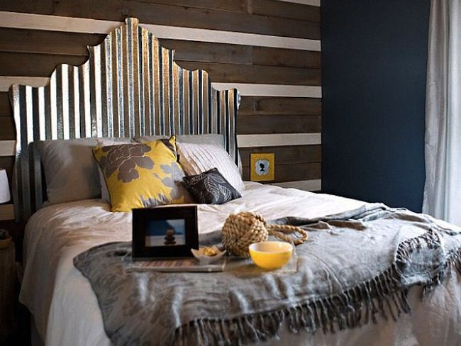 Do It Yourself Home Design: 29 Best Images About Corrugated Metal Fences On Pinterest