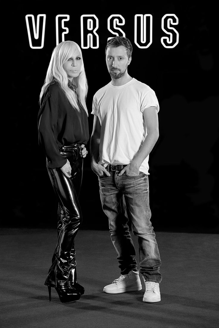 Anthony Vaccarello Heads to Versus Versace — Vogue