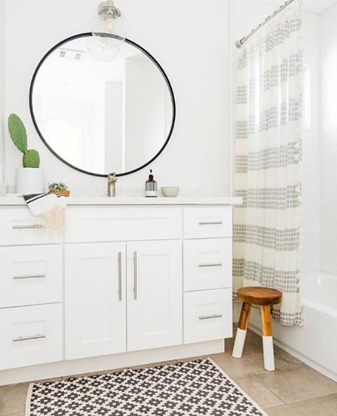Bathroom Comely White Bathroom Decoration Using: 25+ Best Ideas About Neutral Bathroom On Pinterest