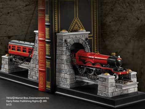 HOGWARTS Express Bookends Product Detail